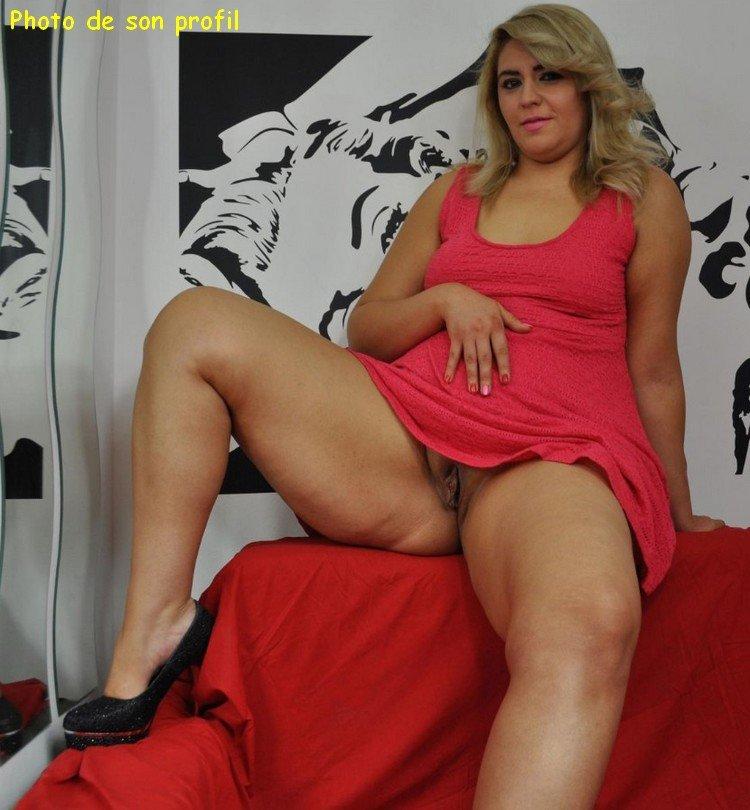 blonde 25 ronde7